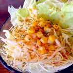 グッデイカフェ - サラダ小
