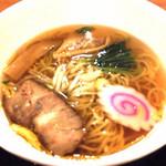 喫茶室「十八番」 - 料理写真:十八番ラーメン  ¥780 美味しくいただきました。