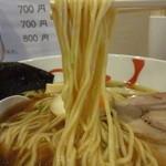 麺屋 169 - 中華そば 醤油・麺