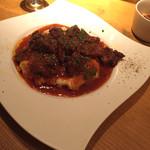 CHIRARI - 鹿肉の赤ワイン煮