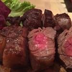 炭焼ごちそう肉バル ぴたり - 和牛カルビ焼き~