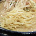 北海道らーめん なまら - 麺