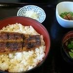 川常 - 「お昼定食」1,230円
