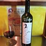大衆イタリアン MATILDA GINZA - ワインはテルミニよりも選びにくい