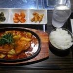 Yaki Banzai - タッカルビ    ¥1180→¥500-