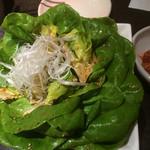 天山 - チョレギサラダ