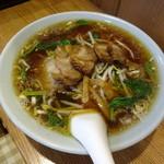 一光食堂 - 叉焼麺