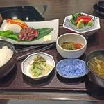 Kagonoya - 特選 牛フィレステーキ膳