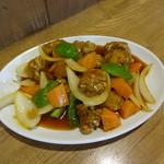 一光食堂 - 上海風酢豚