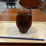 カルロバ - アイスコーヒー 400円