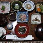 ゑちごや旅館 - 料理写真:ご主人こだわりのクオリティの高い料理の数々!