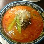 45398598 - 激辛坦々麺