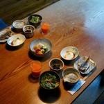 民宿 かいとく丸 - 朝食