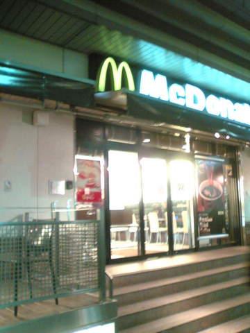 マクドナルド JR六甲道店