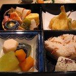 和餐 - 特撰松花堂弁当 ¥1700