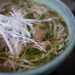トンデンファーム - 料理写真:鶏そば