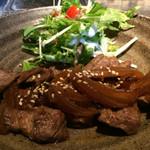 45400074 - 城ヶ崎特製生姜焼き定食900円