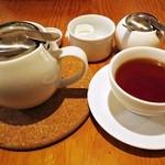 テンアンドハーフカフェ - ディンブラ 500円 (''b
