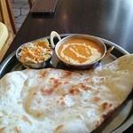 インド料理 ダルバール - ダルカレー