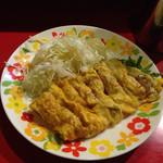 喜柳 - 明太玉子焼き