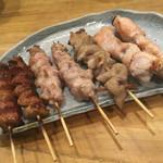 串焼きジョージ - 串焼き単品