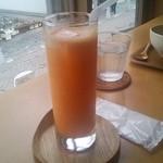 ぽちたまカフェ - ジュース