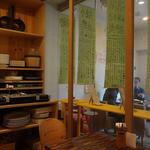 Food Lab - 喫煙室