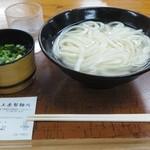 讃岐うどん 上原屋 本店 - 釜揚げうどん大 350円