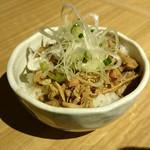 拉麺 弁ten - ミニチャーシュー丼