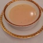 45409266 - 白インゲン豆のスープ