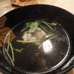 寿司金 - はものお吸い物