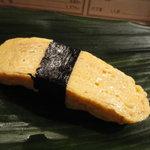 寿司金 - 卵(ふわふわ甘め)