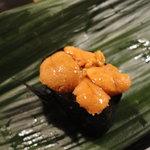 寿司金 - うに