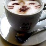 おもだか屋Cafe - ドリンク写真:カフェラテです