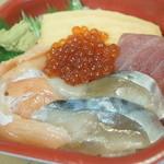 北海丼丸 - 日替わり丼