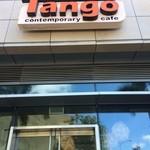 Tango Contemporary Cafe - 入口、この隣がPANYA