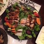 BOICHI - 鶏肉のサラダ