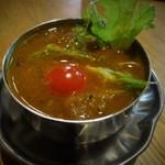 チャンドラ・スーリヤ - ネパール薬膳カレー