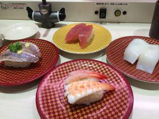 魚べい 渋谷道玄坂店 - イカとか