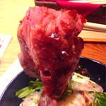 肉のツクモ - ローストビーフ