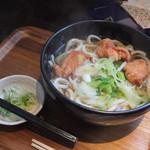 柿屋 うどん - 料理写真: