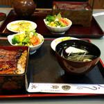 うなぎ 錦水 - ☆うなぎ☆夕食