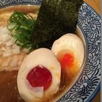 極上濃厚煮干らーめん・つけ麺 麺屋 星乃音 -