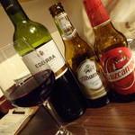 バルデビス - ワイン&ビール