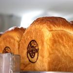 オーサムベーカリー - 山ののこだわり食パン  ¥500