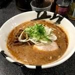 麺屋とがし 龍冴 - 辛旨ら〜麺