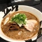 麺屋とがし 龍冴 - 海老ら〜麺