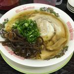 とどろき - 料理写真:牛骨ラーメン