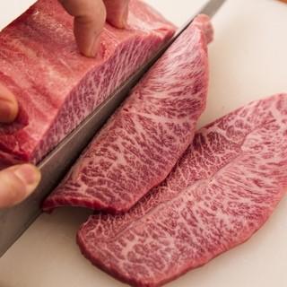 その日最高の新鮮なお肉をご提供します!