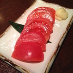 磯べゑ - 冷しトマト(350円)